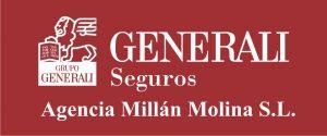 Logo Generali Fondo Rojo Millan Molina (1)